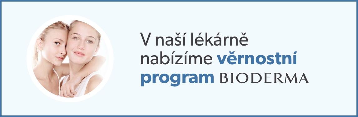 Věrnostní program Bioderma
