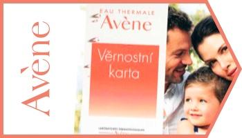 Věrnostní program Avène – Lékárna Na Holandské Znojmo