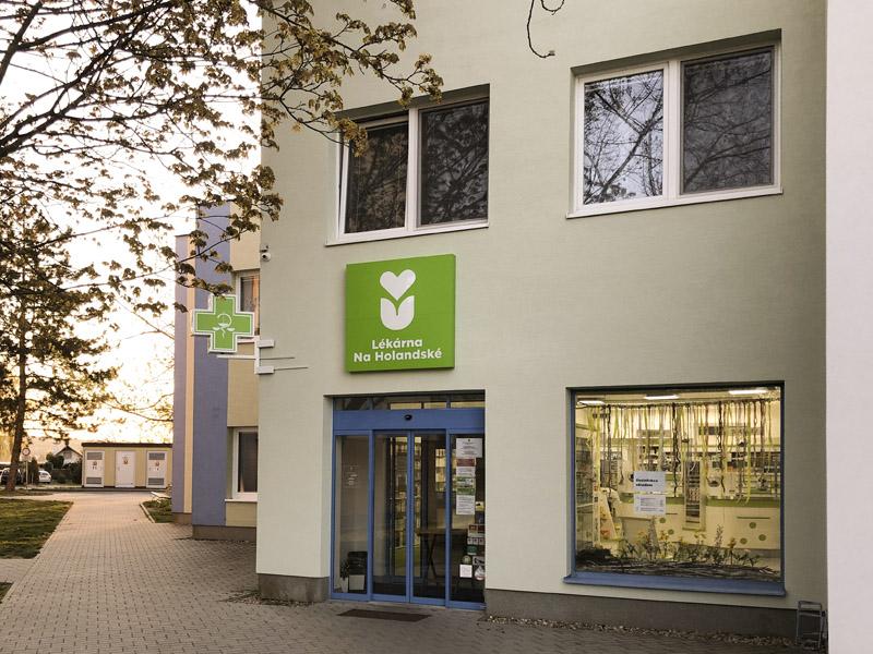 Lékárna Na Holandské