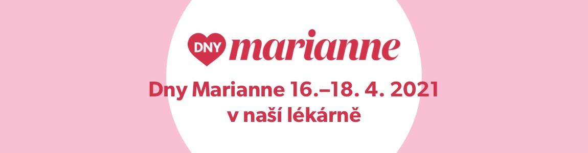 Lékárna Na Holandské – Dny Marianne 2021